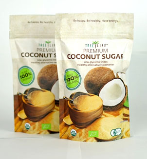 Best New Product - Food Ingredients - Tree Life's Coconut Sugar