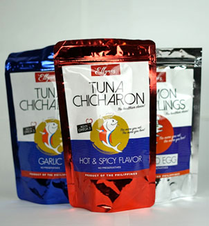 Best New Product - Marine - Ellyne's Pasalubong Products Tuna Chicharon and Salmon Cracklings