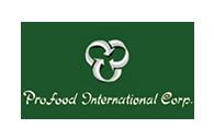 PROFOOD INTERNATIONAL CORP.