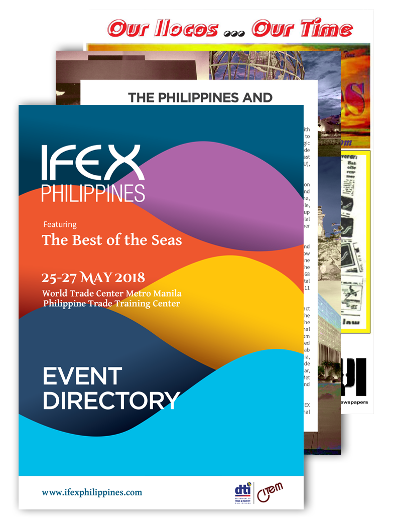 IFEX PH 2018 Event Directory