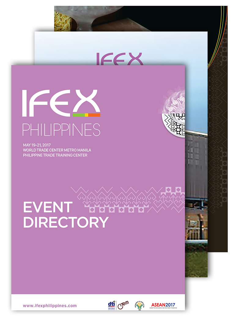 IFEX PH 2017 Event Directory