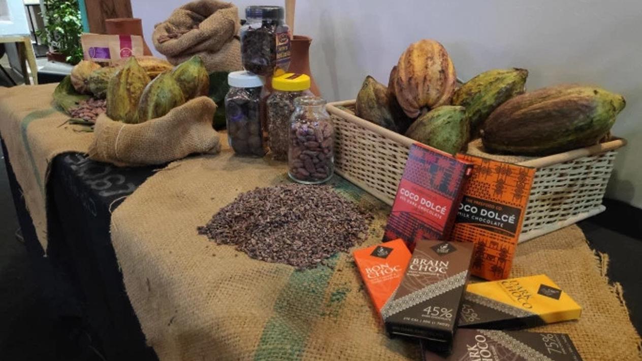 7 New Filipino Chocolate Treats at IFEX Philippines NXTFOOD ASIA