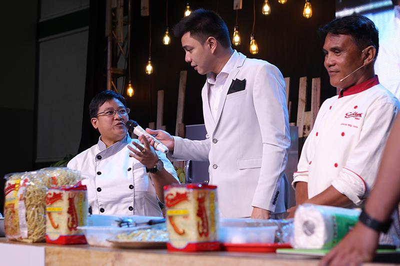 IFEX Philippines 2018: The Kitchen - Excellent Cuisines