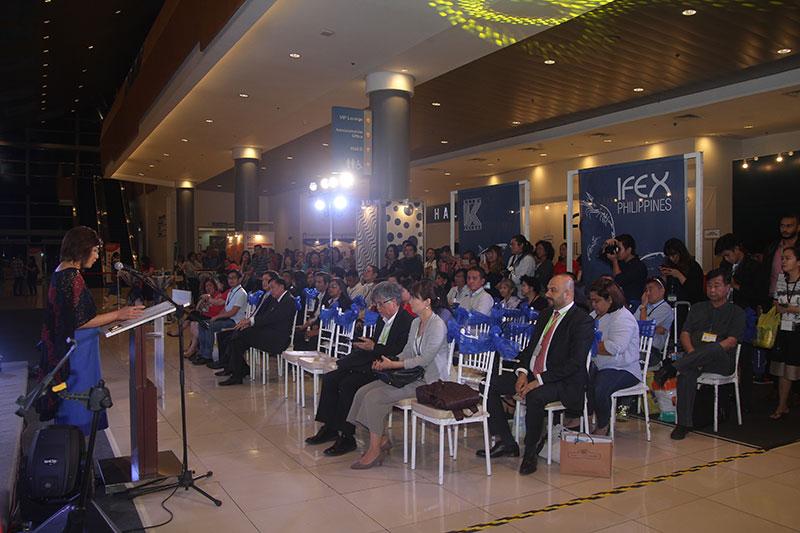 IFEX Philippines 2018: KATHA AWARDS Networking Night