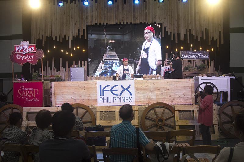 IFEX Philippines 2018: The Kitchen - KUSINA NI MAMA SITA