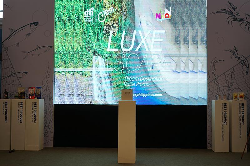 IFEX Philippines 2018: LUXE Escape