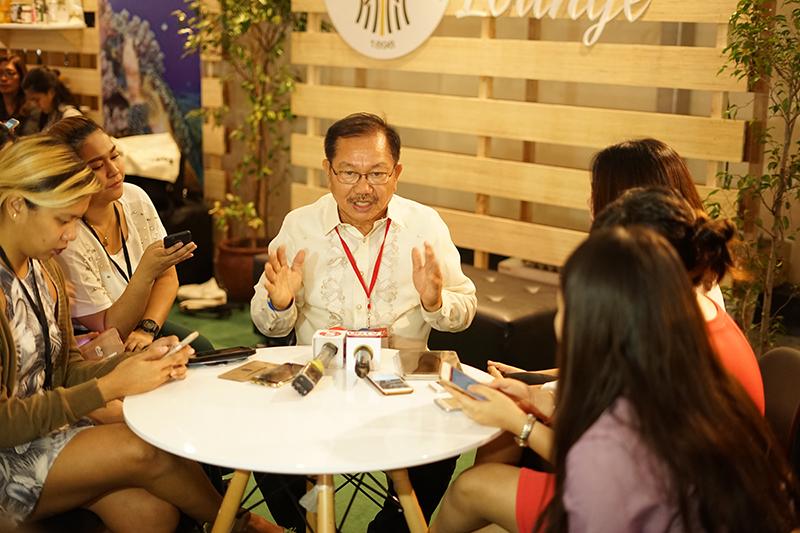 IFEX Philippines 2018: Media Launch