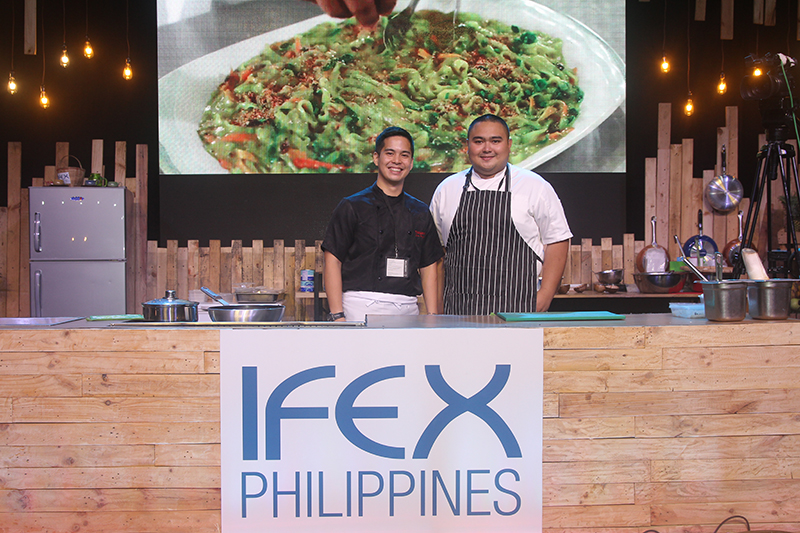 IFEX Philippines 2018: The Kitchen - NEGROS RUSTIC