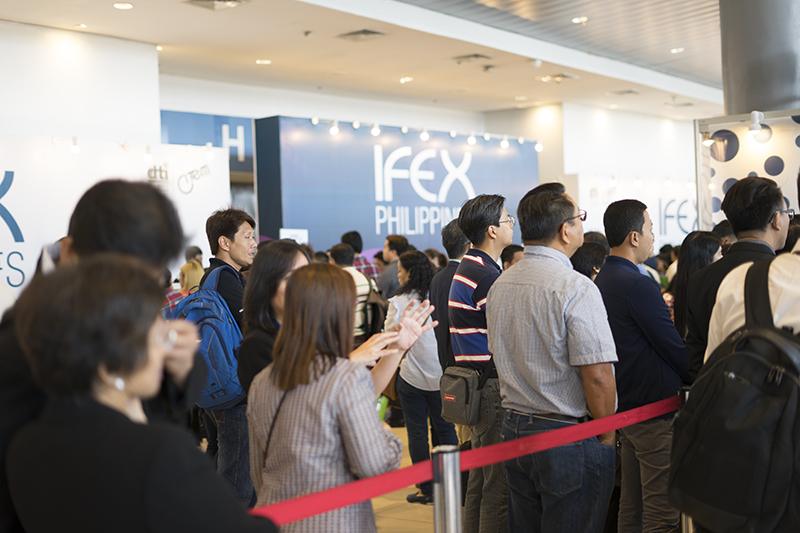 IFEX Philippines 2018: Opening Ceremony