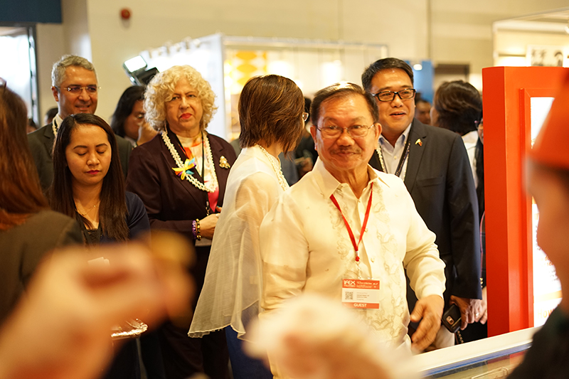 IFEX Philippines 2018: Ribbon Cutting Ceremony-Mindanao Pavilion