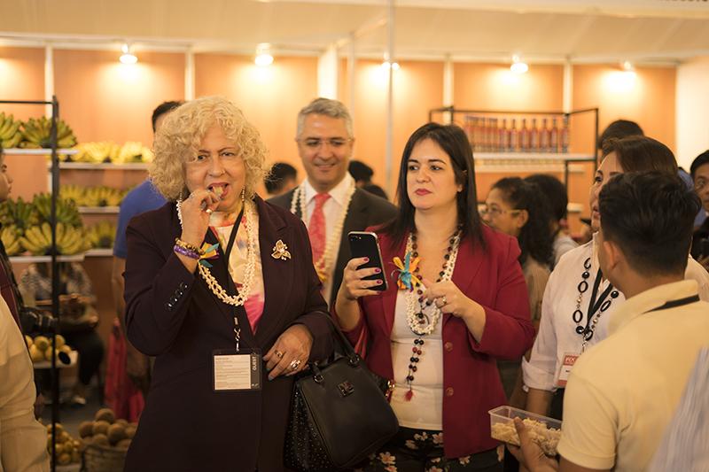 IFEX Philippines 2018: Ribbon Cutting-Food Artisan Hall