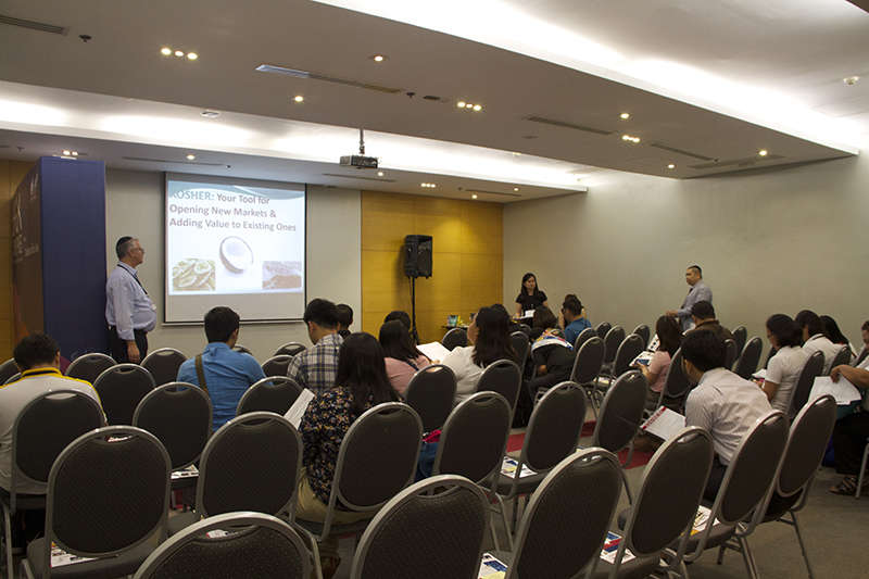 IFEX Philippines 2018: Market Entry Seminar
