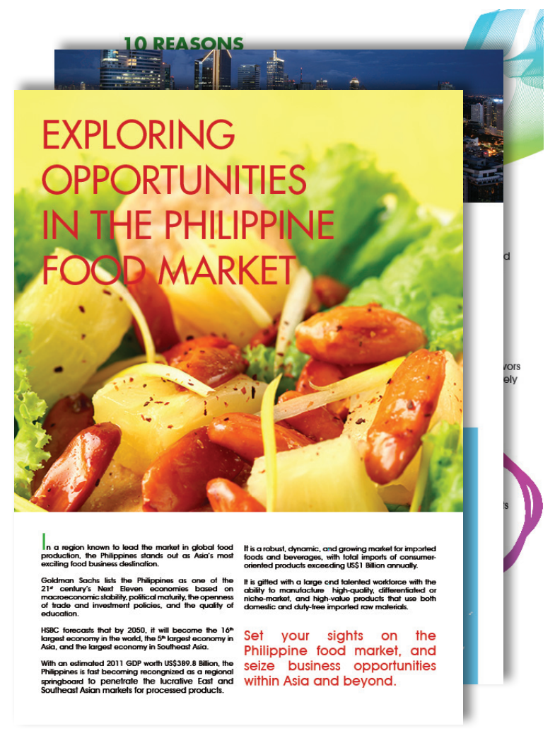 The Philippine Food Market