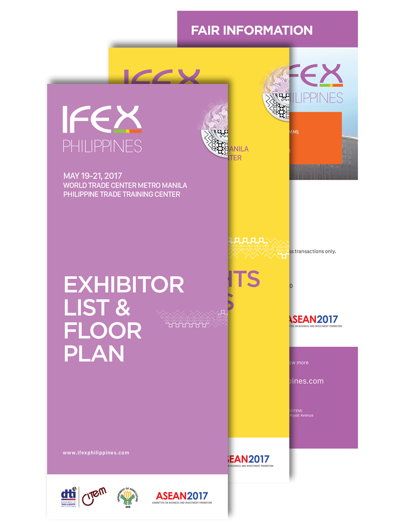 IFEX PH 2017 Show Guide